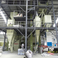 CE Turnkey Project hot sale cattle feed production line
