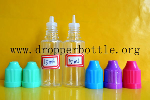 15m PET bottle/liquid nicotine bottle