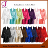 2902 Various Colors Size Available Satin Bridal Robe