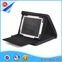 Business universal size inch case cover for tablet pc with stand with low price