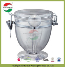 Food Safty PS Kilner Jars Transparent Plastic Container