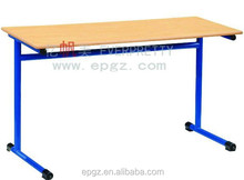 kid's writing and resding table .for school furniture