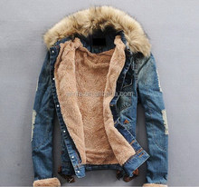 Popular stylish men's jacket fashion design