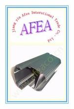 6000 series custom anodized aluminum extrusion profile