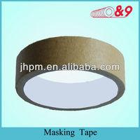 brown masking tapes