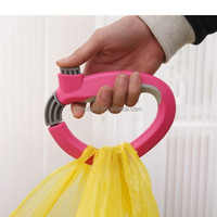 One Trip Bag Holder Handle futuristic Cosy Carrier Grip Shopping Grocery Labor Saving Tool
