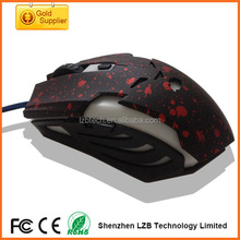 New products playing computer games best partner wired game mouse gaming mouse for gifts business promotion