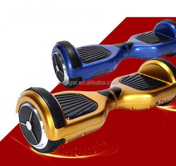 6.5 inch with LED Light Sumsung battery electric hover board 2 wheels with bluetooth