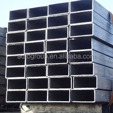 Scaffold Square Steel Pipes in Length 5.8 5.5 Meter