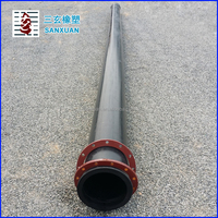 "8"" flexible hdpe drainage pipe"