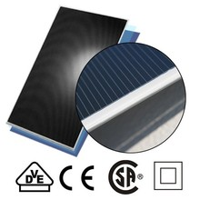 Hanergy solibro efficient 120w solar panel kits for home grid system