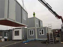 modern beach small in low cost prefabricated living container
