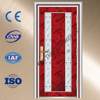 alibaba cn stainless steel Nigeria door made in china YZ-8049