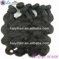 Factory Wholesale Unprocessed Hair/european weaving hair