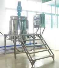 Polishing 316L Stir mixing machine fried food and flavour mix machine