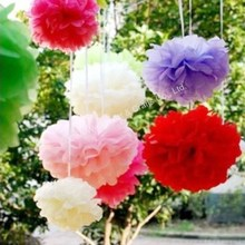 Event & party supplies hanging decorative flower ball