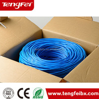 Ethernet messenger wire cat5e cables cat6 cable /utp cable cat6 price