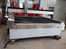 For metal, nonmetal, marble, granite and other materials cutting XC-1313W waterjet cutting machine