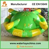 Large Size Inflatable Water Saturn Made Of Durable PVC