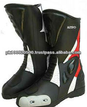 Motorcycle Long Boot