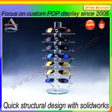 POP optical frame acrylic display stand