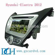 hyundai elantra 2012 car dvd player av system touch screen with 3G function WS-9185