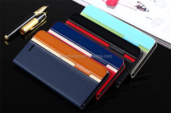 New Fashional Case For Samsung For iPhone Leather Case Cover Flip Stand Pouch Hybrid Slim Protective
