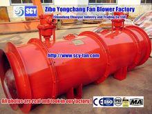 centrifugal fan blower with silencer
