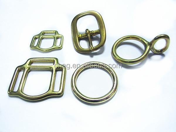 Brass Hardware for Horse Halter 0320