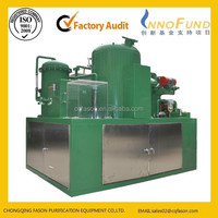 New standard Black oil cleaning used mobile oil recycling machine