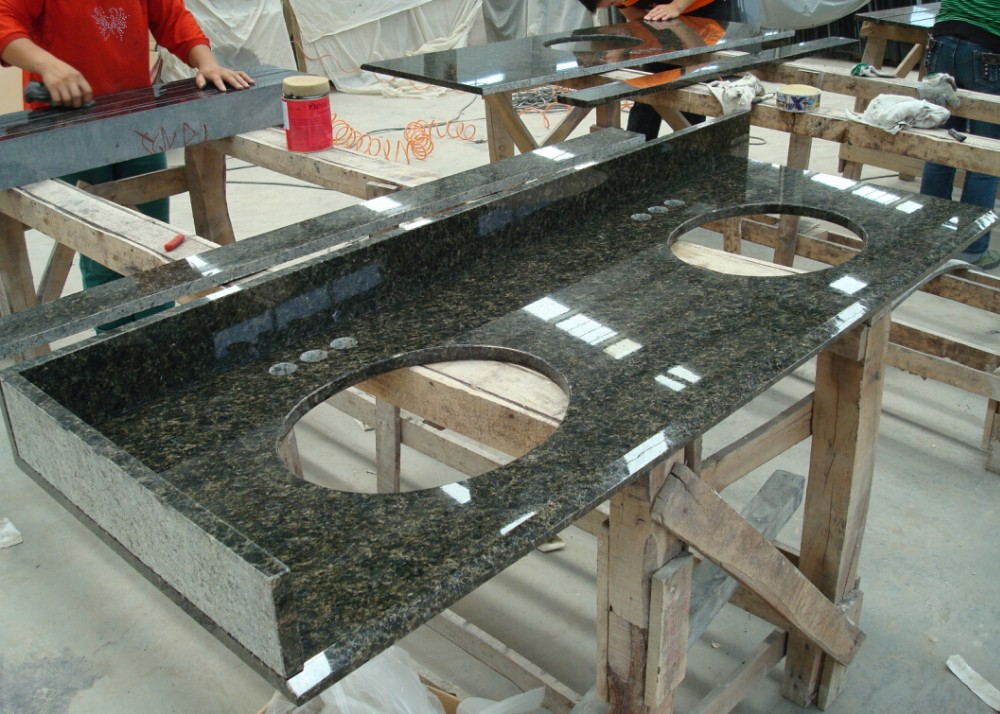 42 inch bathroom vanity granite vanity top rustic granite for 1 inch granite countertops