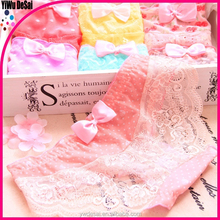 lady underwear sexy women underwear pictures/bow lace panties