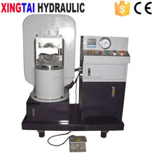 Hydraulic steel cable pressed machine