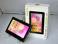 Q88 Allwinner A13 Android 4.0 MID 7 Inch Cheapest Tablet PC With 512MB/4GB