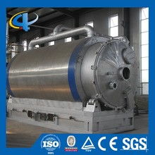 High Quality Waste Tyre Recycling Pyrolysis Plant with New Integrated Design