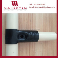 Factory sell ABS coated pipe / pipe rack/lean pipe