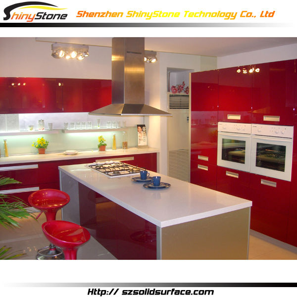 Custom-made Modern Display Kitchen Cabinets For Sale, View