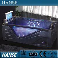 HS-B308 sex body massage tub/ bath tubs and whirlpools/ whirlpool bath price