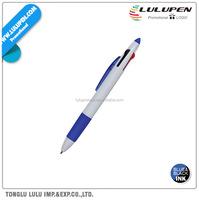 Rocket 3 Color Ink Promotional Pen (Lu-Q82214)