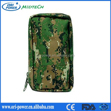 OP wholesale ISO CE FDA approved compact small outdoor hiking military first aid bag