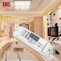 DC12V-DC24V constant voltage pwm 1 channel dmx dimmer