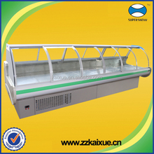 Commercial refrigerator manufacture for meat/deli showcase