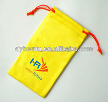 mobile phone screen print pouch