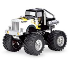 "4"" 1:43 Scale Mini RC Truck MC08B-07 Black"