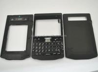 Full housing cover frame keypad back cover for Blackberry Porsche Design P9981