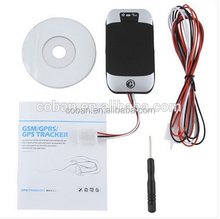 Factory waterproof motorcycle gps tracker gsm /GPS module inside TK 303b with ACC ,speed detection