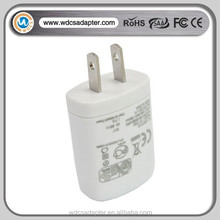 5V 1A usb travel adapter mobile phone charger
