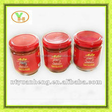 Manufacturer full open tin easy open end can lids tomato paste