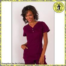 Nurse Uniform Wholesaler Custom Fashionable Designs Hospital Nurse Uniform For Nurse