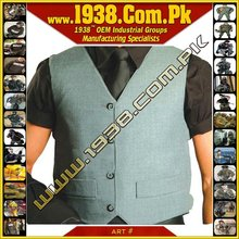 Ballistic Wear - Executive Waistcoat Bullet/Stab-Proof {- Made-To-Order -}